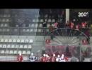 Драка во время хоккейного матча