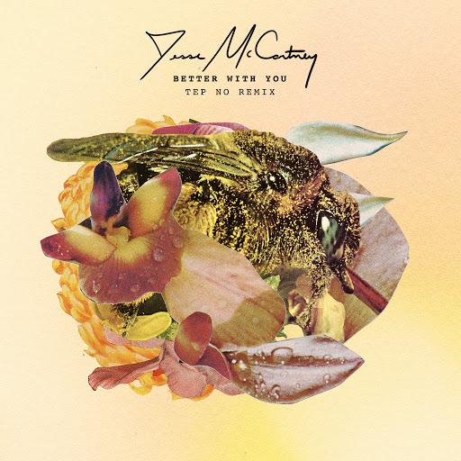 Jesse McCartney альбом Better with You (Tep No Remix)