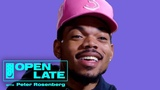 Chance the Rapper On Kanye West, Donald Glover and New Music Open Late with Peter Rosenberg