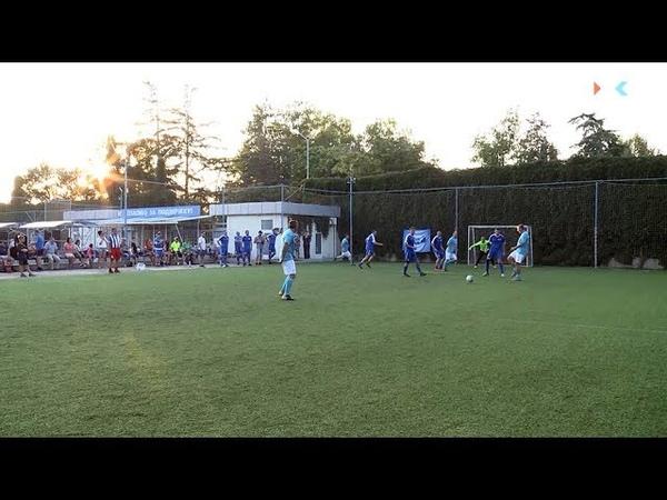 ИКС ТВ: Турнир по мини-футболу ко Дню ВМФ открыт