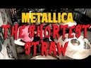 Metallica - The Shortest Straw - Drum Cover(Glen Monturi)