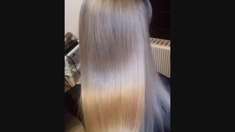 Окрашивание волос парикмахерскиеуслуги YEllow окрашиваниеволосхарьков