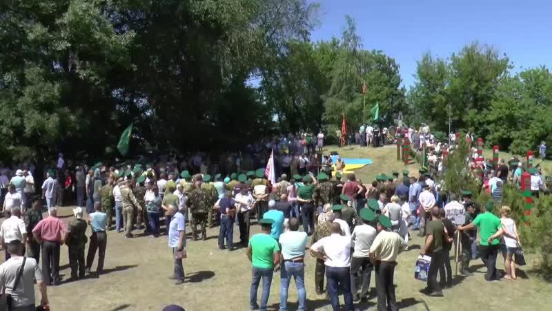 ТАШАКОР Украина Белая Церковь Зелёная фуражка В Бельдягин