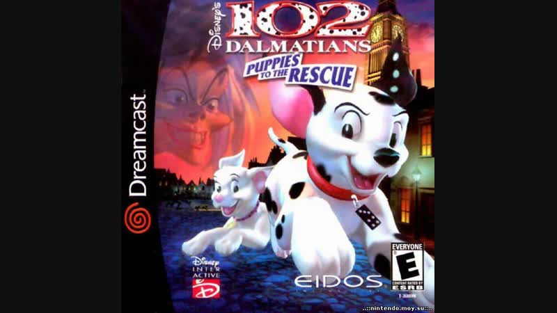 (Dreamcast) 102 Dalmatians: Puppies to the Rescue 3