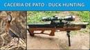 CACERÍA DE PATO GUÍCHICHI - DUCK HUNTING (RIFLE PCP VULCAN CAL .25)