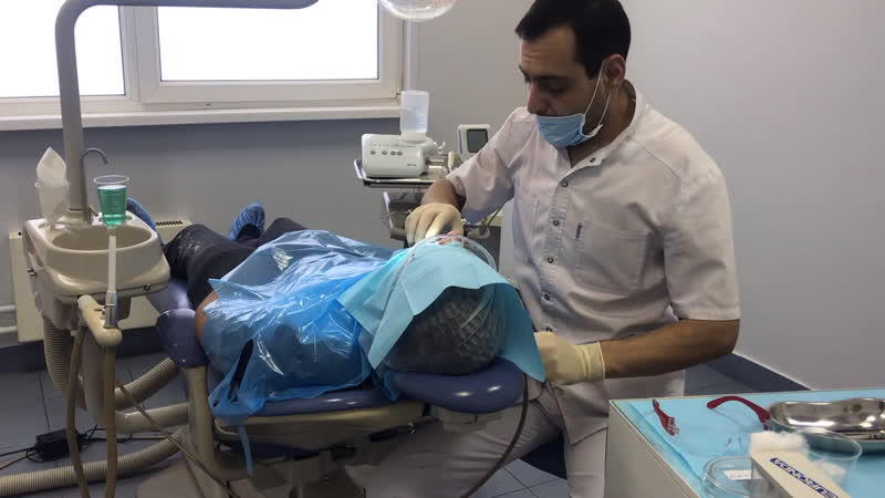 Чистка зубов комплекс 3000 р. 89808000044