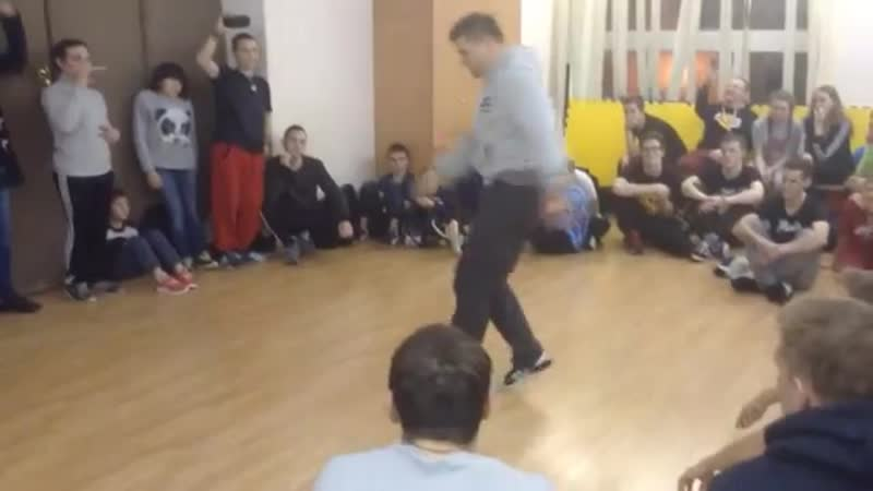 Колючий vs Мерзликин. 3 декабря 2017