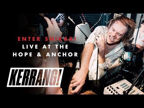 ENTER SHIKARI Live at the Hope Anchor