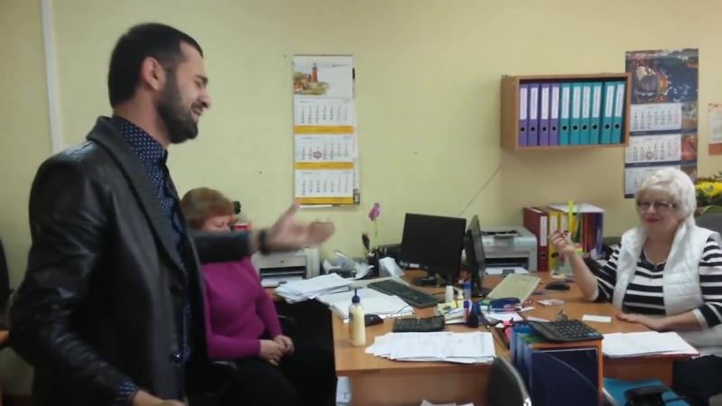 Азербайджанец в России грамотно ушел с отдела полиции МВД.Азербайджан Azerbaijan Azerbaycan БАКУ BAKU BAKI Карабах 2018 HD YENI