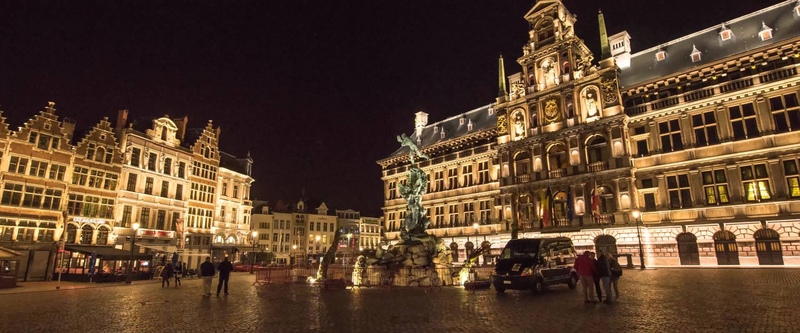One Day in Antwerp | Expedia