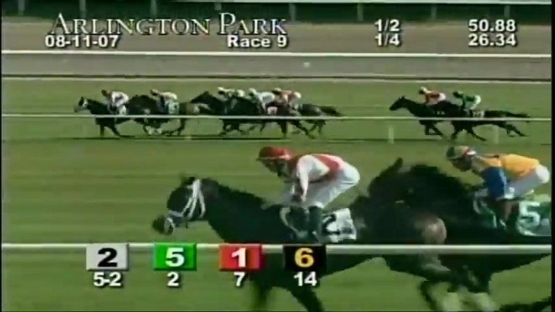 2007 Arlington Million Jambalaya