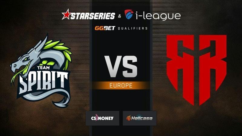 Spirit vs Red Reserve, map 3 overpass, StarSeries i-League S7 GG.Bet EU Qualifier