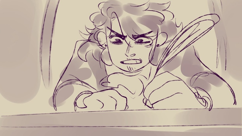 Let it Go Animatic but i got burnt out in the end  Hamilton Animatic