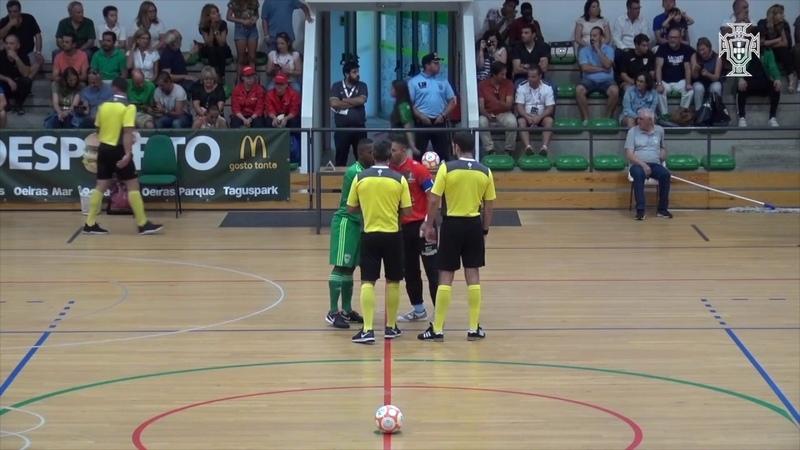 Liga Sport Zone, 4.ª jornada: Leões Porto Salvo 1-3 Futsal Azeméis by Noxae