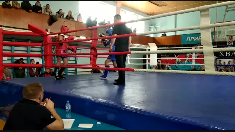 Чемпионат Севастополя 2 бой 2 раунд
