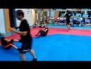 Стальной кулак круговая тренировка для спортивного ножевого боя