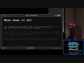 Stable-26-RID-Hijacking-Maintaining-Access-on-Windows-Machines-Sebastin-Castro