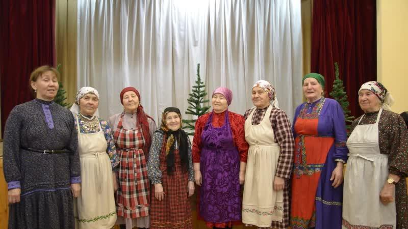 Бурановские мотивы: выставка А. Плотникова. Видеоприглашение Бабушек из Бураново