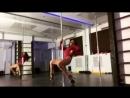 Exotic Pole Dance - Диана Третьякова!