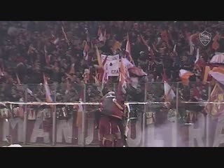 OnThisDay in 1998... Totti scores his first derby goal!