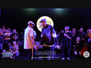 DAMEN | HIP-HOP JUDGE DEMO | WINTER GROOVE DANCE CAMP