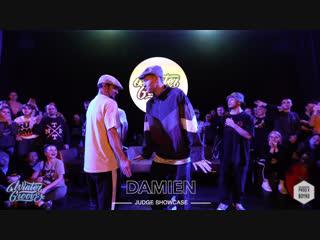 DAMEN | HIP-HOP JUDGE DEMO | WINTER GROOVE DANCE CAMP