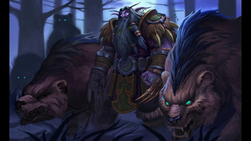 Smirnov Blizzard cup Druid of the claw
