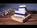 Мыловарение. Рецепт приготовления полосатого мыла от компании Мылофф
