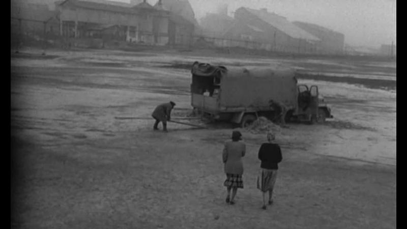 ЧЕЛОВЕК НЕ ПТИЦА 1965 18 мелодрама драма Душан Макавеев 720p