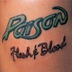 Poison альбом Flesh & Blood
