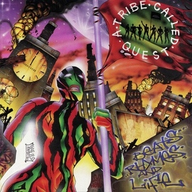 A Tribe Called Quest альбом Beats, Rhymes & Life