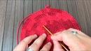 Redondo Perfeito de Crochê por Marcelo Nunes