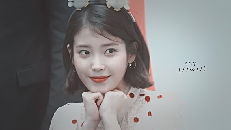 Lee jieun; shy