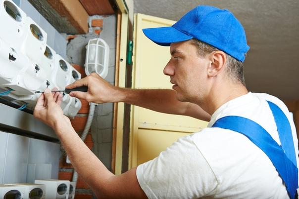Установка и обслуживание индивидуальных приборов учета электроэнергии (счетчиков).
