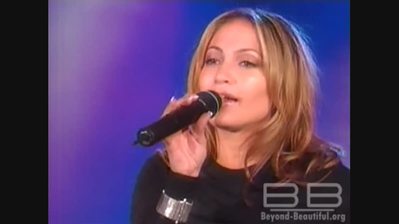 Jennifer Lopez - If You Had My Love (Oprah Show 1999)
