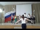 ПОДГОТОВКА ТАНЦА К ВЫПУСКНОМУ ДНЮ.