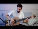 Как играть БУМБОКС ВАХТЕРАМ на Гитаре профессор theToughBeard