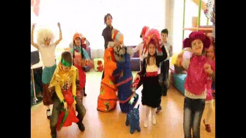 Арт-группа Анимашки Harlem Shake