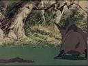 Мишка-задира (Пётр Носов) [1955 г., Мультфильм/Детский/Рисованный]