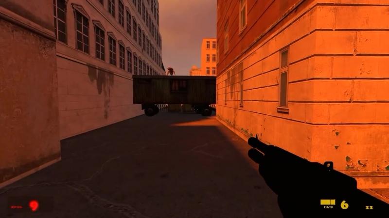 [MLCGAMING] Half-Life 2 : Day Hard Нет Пути Назад [МОДА-ТРЕШ]