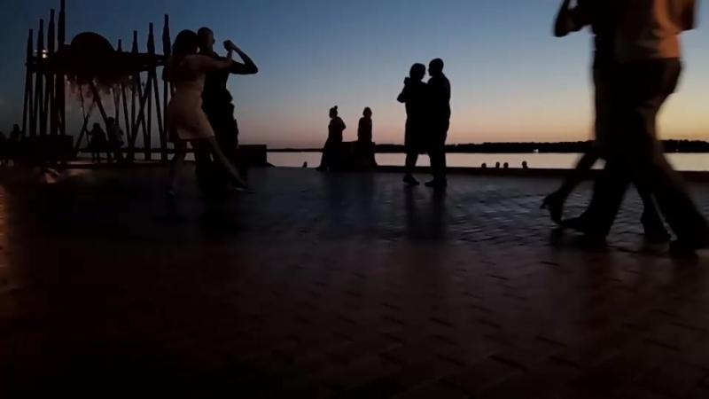 Очень надеюсь побывать здесь этим летом. Скучаю, люблю вас - Аргентинское танго, Самара и незабываемые тангеро!