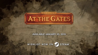 Jon Shafer's At the Gates - Official Trailer