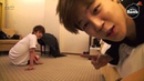 [BANGTAN BOMB] Jin and Jimin's Push-up time 2