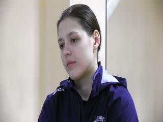 Интервью с Полиной Болгаревой