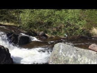О ручьях и речушках в тундре