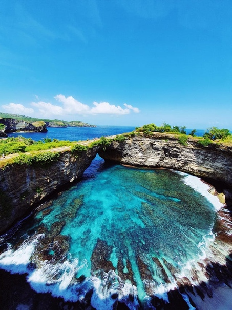 Нуса Пенида, Бали