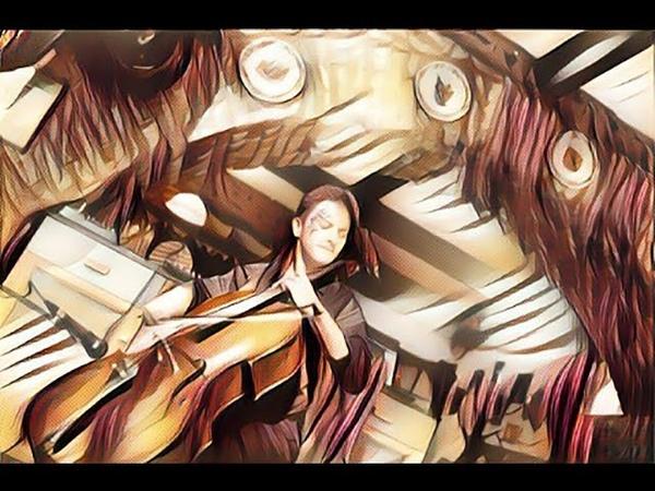 SONG FROM A SECRET GARDEN - Антон Степаненко (виолончель).ВИОЛОНЧЕЛЬНАЯ МУЗЫКА (VIP)