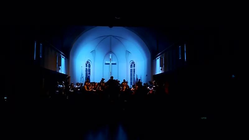 9.11 Яани Кирик Молодежный симфонический оркестр