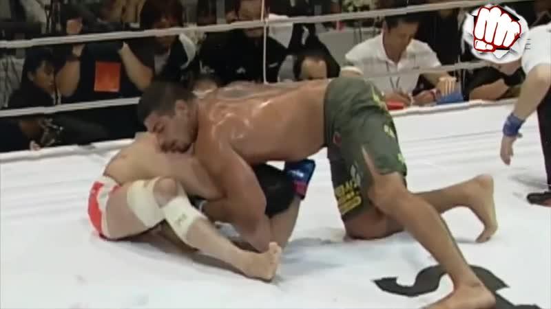 Казуши Сакураба vs Рекардо Ароне