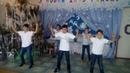 Новогодний танец Скуби ду 7 класс